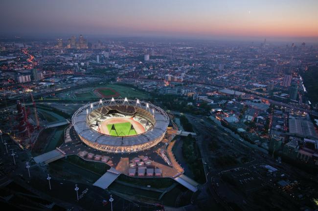 Реконструкция Олимпийского стадиона (Великобритания). Populous. Изображение предоставлено WAF