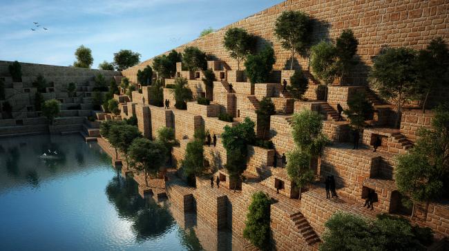 Офис Reservoir (Индия). Sanjay Puri Architects. Изображение предоставлено WAF