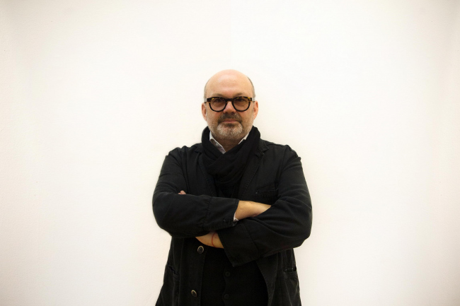 Оскар Мамлеев, куратор проекта «Исследование» © Анна Берг