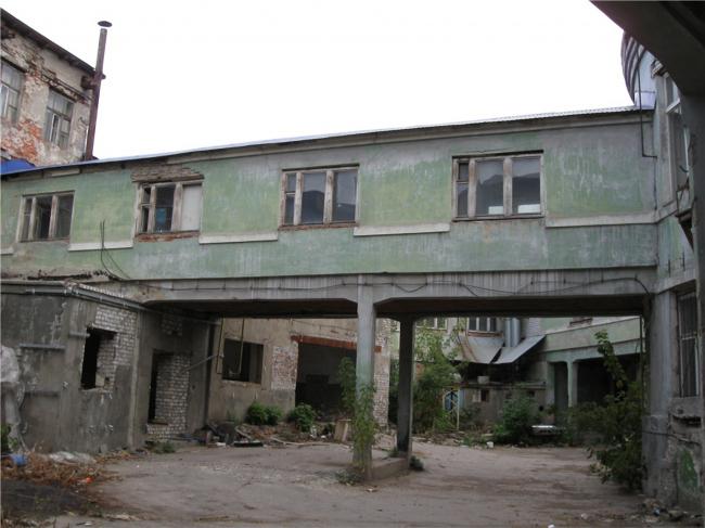 Фабрика-кухня в Самаре. Фото начала 2010-х годов. Изображение предоставлено Виталием Стадниковым