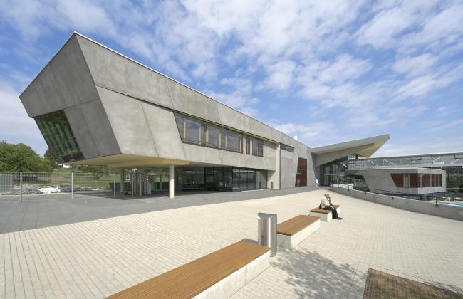 Спа-комплекс Fildorado, Германия, Штутгарт. Фотография предоставлена компанией КНАУФ
