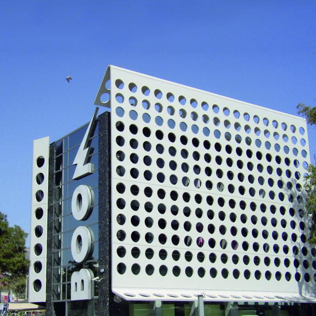 Торговый центр BOOM, Греция, Афины. Фотография предоставлена компанией КНАУФ