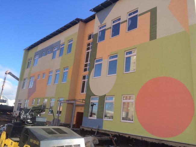 Детский сад, Тула. Фотография предоставлена компанией КНАУФ