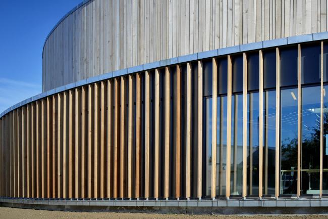 Спортивно-рекреационный центр Musholm. Фото: Kirstine Mengel