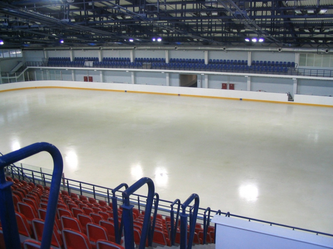 Академия фигурного катания в Санкт-Петербурге. Изображение: avkgroup.at