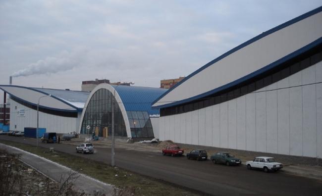 Академия фигурного катания в Санкт-Петербурге. Изображение: ant-group.ru