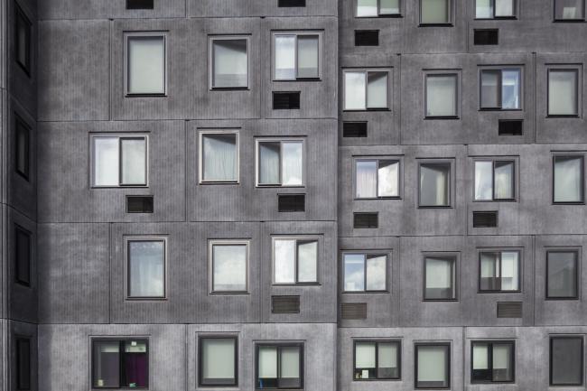 Жилой комплекс в районе Шугар-Хилл © Wade Zimmerman