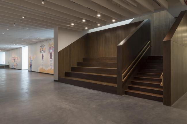 Жилой комплекс в районе Шугар-Хилл. Детский музей искусства и рассказов © Wade Zimmerman