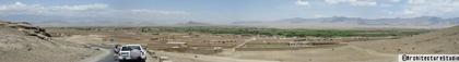 Дех-Сабз. Панорама