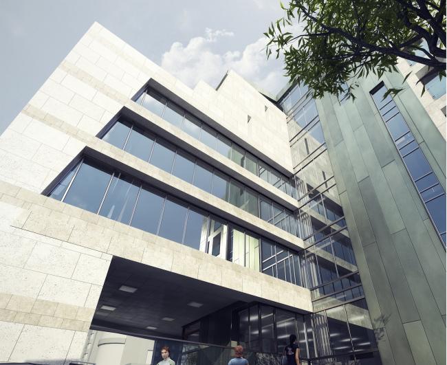 Гостиничный комплекс Butterfly. Фрагменты © Архитектурное бюро «Богачкин и Богачкин»