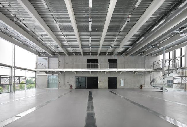 MRI – научный центр нового поколения © Filip Dujardin
