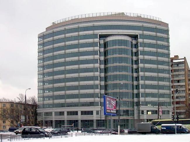 Интерьеры НИИ Транснефть. Фото: wikimapia.org