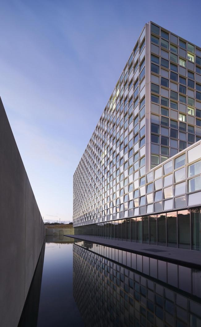 Международный уголовный суд – новое здание © Hufton + Crow