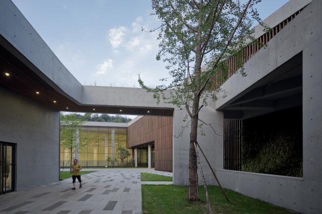 Общественный центр Таоюаньцзюй в Чунцине © Su Shengliang