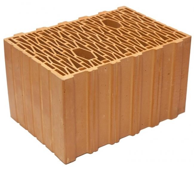 Керамический блок KERAKAM. Изображение с сайта кирпич-черепица.рф