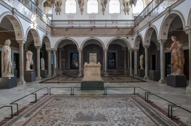 Музей Бардо в городе Тунис (расположен во дворце XVIII в.) © Gianluca Baronchelli