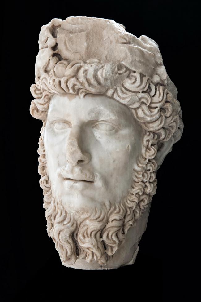 Император Луций Вер. Дугга. II в. н.э. Собрание музея Бардо © Gianluca Baronchelli