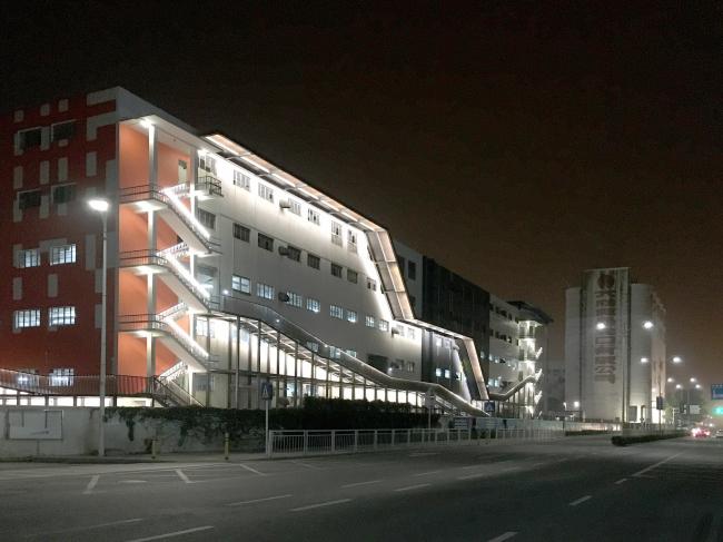 Российский павильон на Международной биеннале урбанистики и архитектуры UABB-2015. Фотография © Андрей Асадов