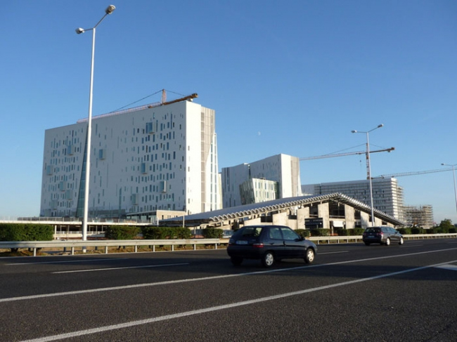 Бизнес-парк «Миланофьори». Фото предоставлено компанией КНАУФ
