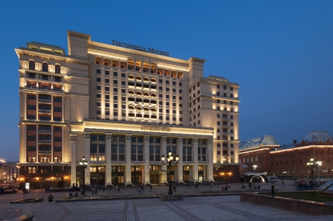 © Four Seasons Hotel Moscow