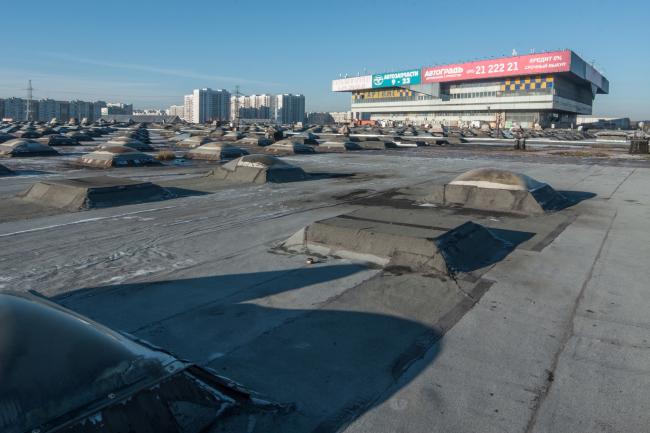 Станция технического обслуживания автомобилей «Жигули» на Варшавском шоссе © Денис Есаков