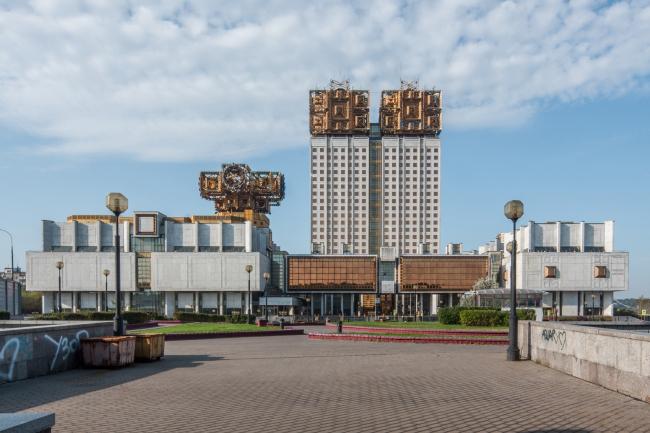 Комплекс Академии наук на Ленинских горах © Денис Есаков