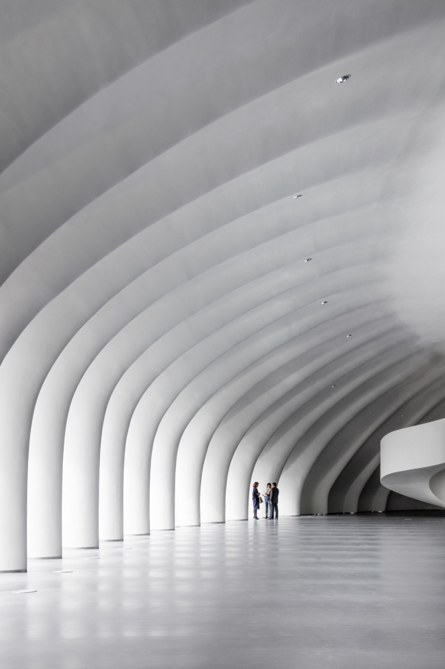 Оперный театр в Харбине © Adam Mørk