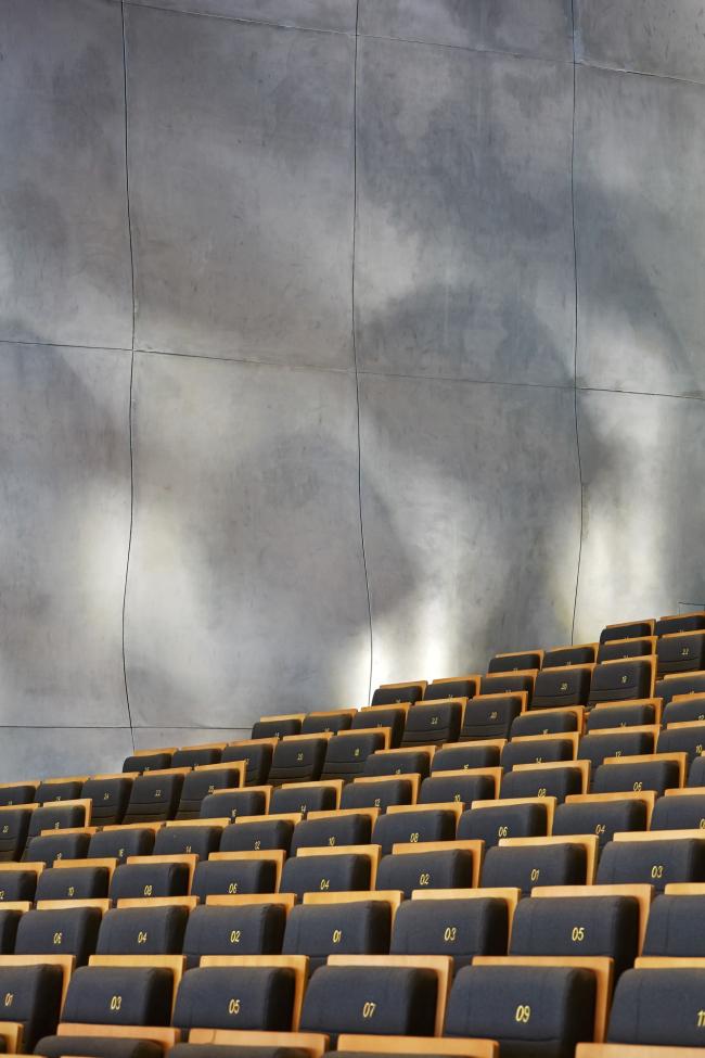 Оперный театр в Харбине © Hufton+Crow