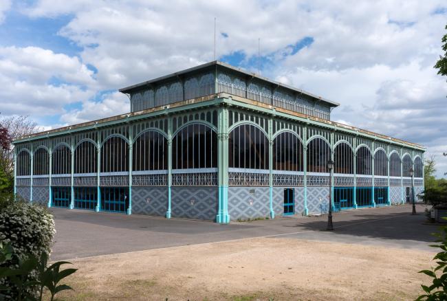 Павильон Бальтара, Ножан-сюр-Марн (информация с сайта: http://mapio.net/o/4164297/)