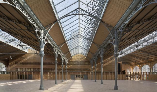 Карро-дю-Тампль, Париж. Архитекторы Э. Легран / Ж. Ф. Милу. 1863 / 2014 © Fernando Javier Urquijo/studioMilou architecture