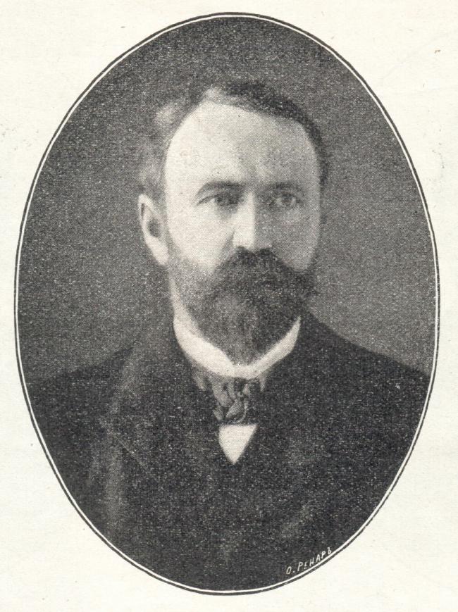 Архитектор Ф. О. Станек