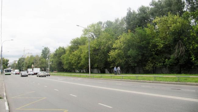 ЖК Green Park. Существующее положение © Проектное бюро «Апекс» и buromoscow. Заказчик: ГК ПИК