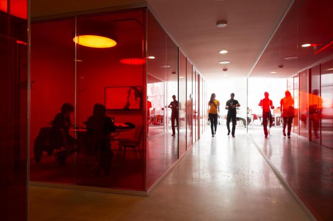 Студенческий учебный центр Университета Райерсона © Lorne Bridgman