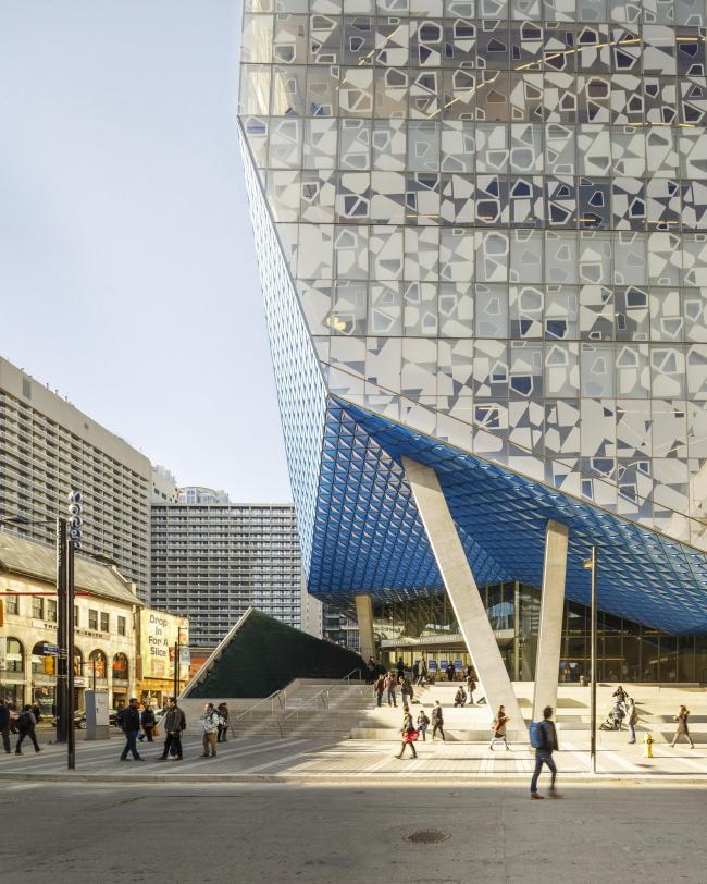 Студенческий учебный центр Университета Райерсона © Younes Bounhar & Amanda Large | DoubleSpace Photography