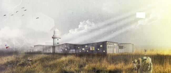 Реконструкция комплекса «Маяк Шпанберга» под базу отдыха. Дмитрий Романов (Волгоград). Предоставлено фондом «Мир молодежи»