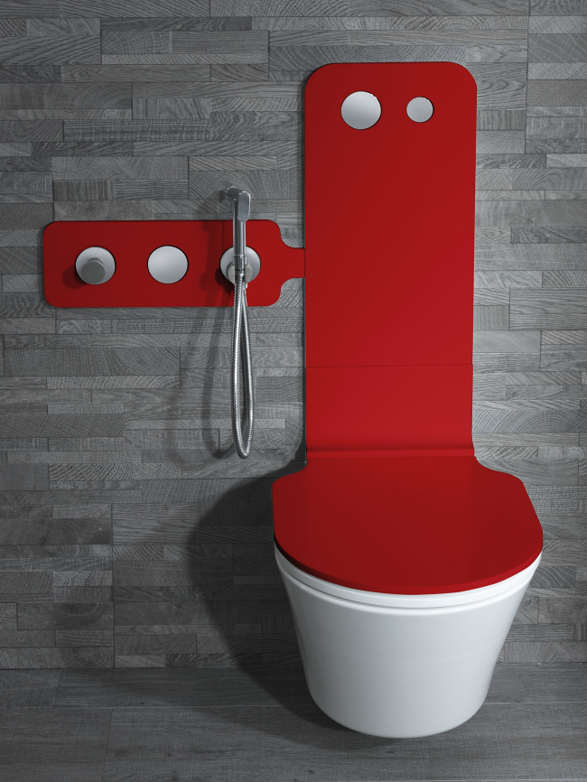 Noken, коллекция MOOD (Strawberry). Фото предоставлено компанией Porcelanosa Grupo