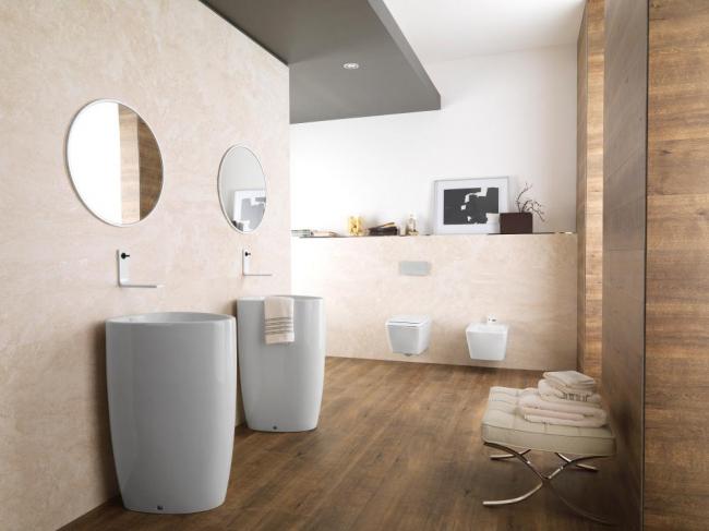 Noken, коллекция Lounge. Изображение предоставлено компанией Porcelanosa Grupo