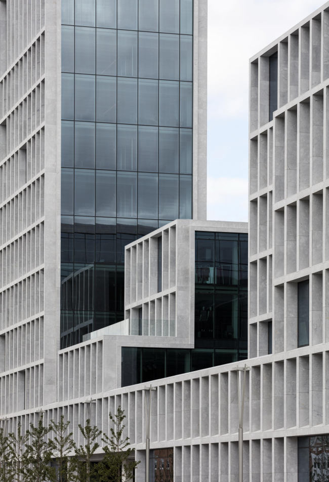 Офисный комплекс компании Bestseller © Adam Mørk