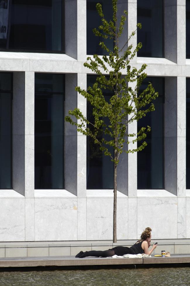 Офисный комплекс компании Bestseller © Thomas Mølvig