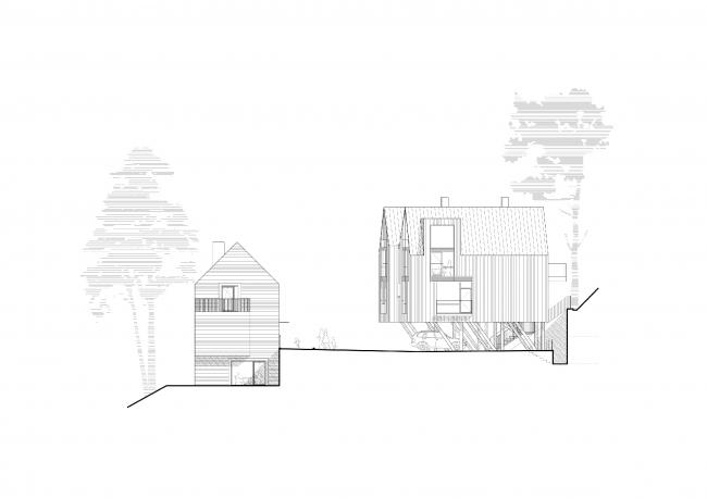 Жилой комплекс Rasu Namai © Paleko Arch Studija / Plazma Architecture Studio