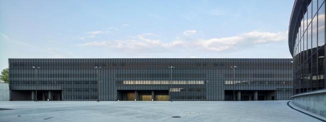 Международный конгресс-центр в Катовице © Juliusz Sokołowski
