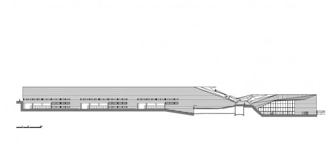 Международный конгресс-центр в Катовице © JEMS Architekci
