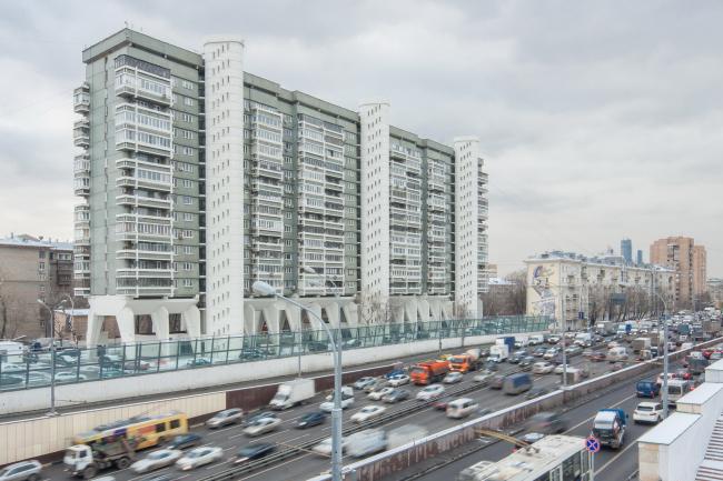 Жилой дом на Беговой улице © Денис Есаков