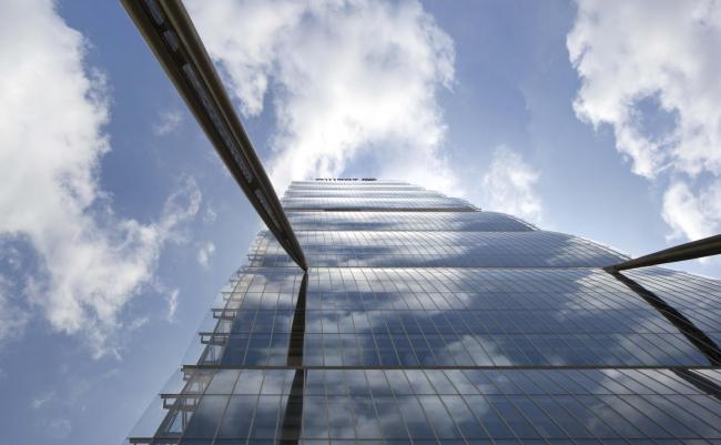 Башня Allianz комплекса CityLife © Alessandra Chemollo