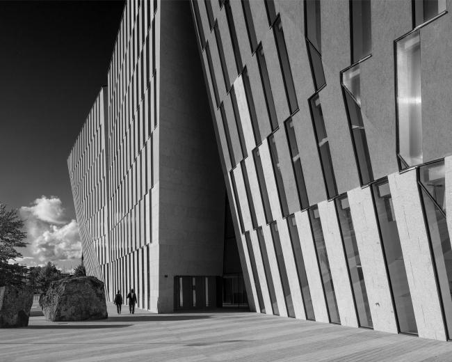 Штаб-квартира Финансовой группы OP © Marc Goodwin