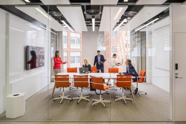 Штаб-квартира Финансовой группы OP © Mika Huisman