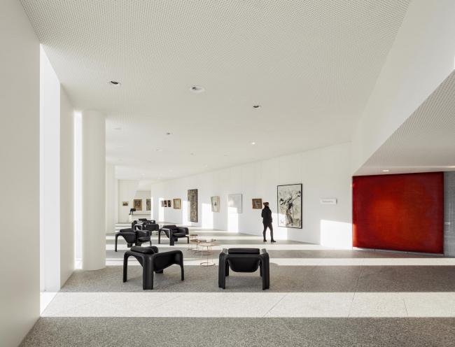 Штаб-квартира Финансовой группы OP © Tuomas Uusheimo
