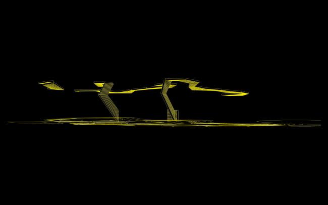 Игровая база команды Na'Vi © Dmytro Aranchii Architects