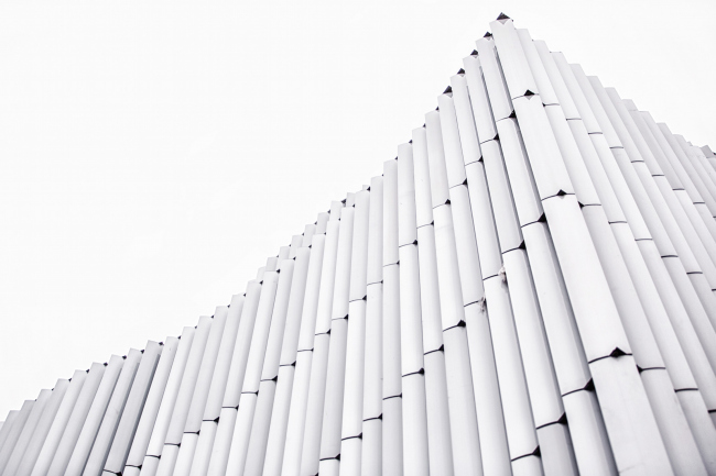Бизнес-центр «Жайкмунай». Постройка, 2015. Фотография © Александр Хохлачев