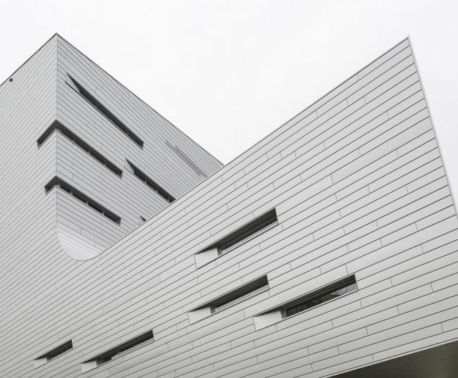 Гостевой дом Ronald McDonald House © Tobias Hein